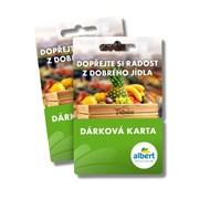 Poukázka Albert 100 Kč