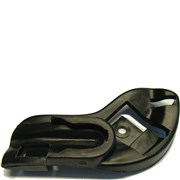 Držák na přilby Gallet F1-SA, F1-S pro svítilny Streamlight, UK /adaptér zahnutý - hokejka/