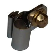 Držák na přilby Gallet - sklopný nerez /pro svítilnu MMAA/