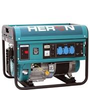 Elektrocentrála benzínová HERON EGM 55 AVR-1 /13HP,5,5kW / vhodná pro svařování