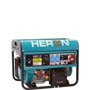 Elektrocentrála benzínová HERON EGM 68 AVR-3E /6,8kW/- elektrický start