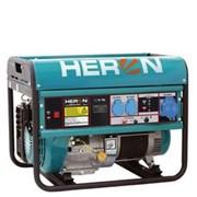 Elektrocentrála benzínová HERON EGM 68 AVR-1E /15HP,6,5kW/