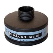 """Filtr plynový GF 22B2 PRO 2000 - závir RD 40x1/7"""" /pro masku SARI/"""