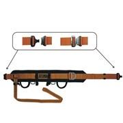 Opasek AP1/2 Cobra  pracovní polohovací /hasičský/ - bez karabiny - rychloupínací spona