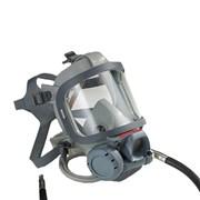 Maska s plicní automatikou Spiromatic S NR, adaptér Gallet