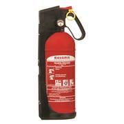 Hasicí přístroj práškový CHAMPION 1 s manometrem se štítkem /8A,34B/