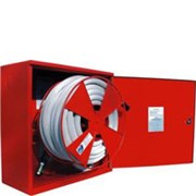 Hydrantový systém D25/20m LUX-ADSV-MZ - rozměr 650/650/250mm