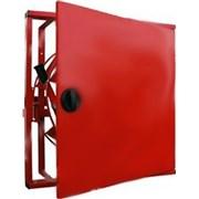 Hydrantový systém PH D19/20m s rámem do zdi, plná dvířka  - rozměr 650/650/175mm