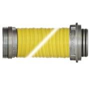 Savice 1,6m se šroubením Profi Extra, pr.110m, Flame 45 - žlutá