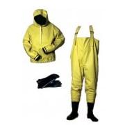 SUNIT - protichemický ochranný oblek SUNIT /náhradní rukavice/