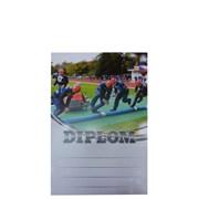Diplom A4 Hasiči - sport