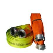 Hadice B75/20m FAVORIT NEON  s kovanými spojkami /oranžová nebo žlutá/