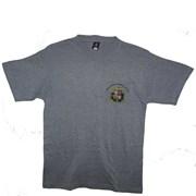 Tričko SDH krátký rukáv šedý melír s nápisem Hasiči 3057b89c20