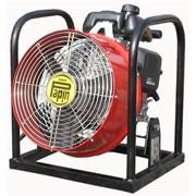 Ventilátor přetlakový PAPIN 350 (PPV-24/Honda GX 100)