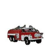 Odznak kovový hasičská auta - TATRA 148 - 4cm /ruční barvení/