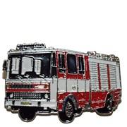 Odznak kovový hasičská auta - CAS LIAZ 101- 4cm /ruční barvení/