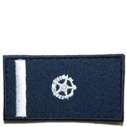 Hodnosti vyšívané SDH hasiči - velitel družstva