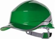 Přilba bezpečnostní DIAMOND V zelená