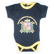 Body dětské - modré - logo Sbor dobrovolných hasičů - DOPRODEJ