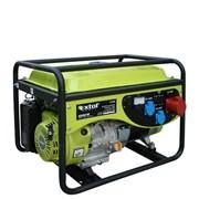 Elektrocentrála benzínová EXTOL CRAFT 13HP, 6,0kW (400V)/2,2kW (230V)