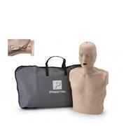 Figurína dospělého člověka s pohyblivou čelistí a KPR monitorem - Prestan KPR-AED