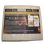 Přikrývka hasicí - protipožární deka Aratech /145x200cm/