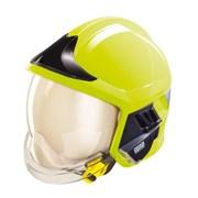 """Přilba zásahová MSA Gallet F1 XF žlutá fluorescenční """"L"""" /EN443:2008/ - TOP"""