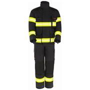 Zásahový oděv - Fireman Patriot ELITE CZ - kabát s nápisem HASIČI /náhrada za Patriot Plus pro FOK/