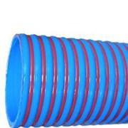 Savice ASE 105 /2,4m/tvrdá/ modrá s červeným proužkem /bez koncovek/
