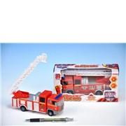 Hračka - auto hasiči na baterie