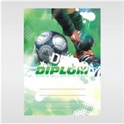 Diplom A4 - Fotbal