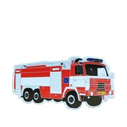 Magnet hasičské auto TATRA 815