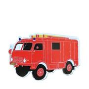 Magnet hasičské auto TATRA 805