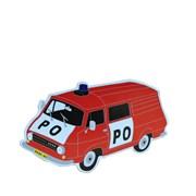 Magnet hasičské auto S1203 HASIČI