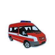 Magnet hasičské auto FORD TRANSIT
