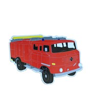Magnet hasičské auto IFA W50 C