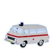 Magnet hasičské auto S1203 SANITKA
