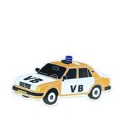 Magnet policejní auto POLICIE VB S120 /ruční barvení/
