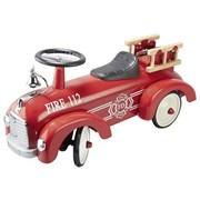 Hračka - hasičské auto - odrážedlo, odstrkovadlo