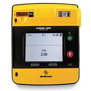 Defibrilátor LIFEPAK 1000 se zobrazením EKG - kompletní sestava