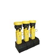 ND svítilna Adalit L.3000 - Nabíječka ke svítilně Adalit L.3000, 12/24V pro 3 svítilny