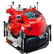 Přenosná požární motorová stříkačka Tohatsu VE1500 - vřetenové uzávěry
