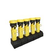 ND svítilna Adalit L.3000 - Nabíječka ke svítilně Adalit L.3000, 12/24V pro 5 svítilen