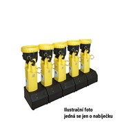 ND svítilna Adalit L.3000 - Nabíječka ke svítilně Adalit L.3000, 220V pro 5 svítilen