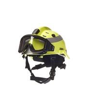 Přilba záchranářská Dräger HPS 3500 bez brýlí /pro technické zásahy/ - luminiscenční zelená