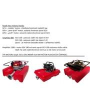 Čerpadlo plovoucí AMPHIBIO 1500/GXV 390 + externí nádrž ZDARMA!!