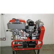Přenosná požární motorová stříkačka PS 12 s motorem TAZ 1500 /repasovaná/