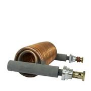 ND PS12 - chlazení - vložka chladiče, včetně průtokových šroubů /měď/