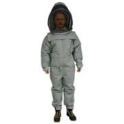 Oděv proti bodavému hmyzu - Kombinéza SRŠEŇ včetně kukly /možnost přidat nápis na záda/