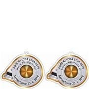Medaile hasičská akrylátová - hadice /7cm/